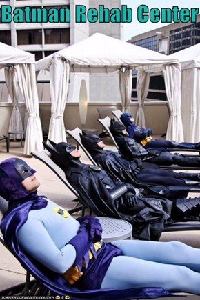 Batman Rehab Center