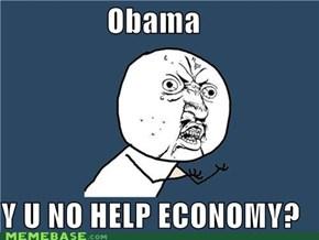 Y U NO Guy Obama