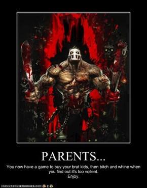 PARENTS...