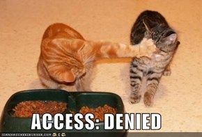ACCESS: DENIED