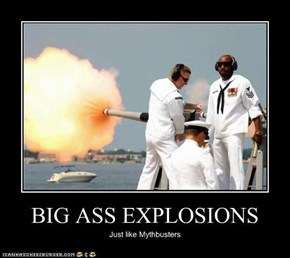 BIG ASS EXPLOSIONS