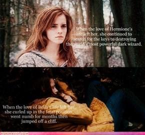 Hey Twilight Fans, Just Sayin'...