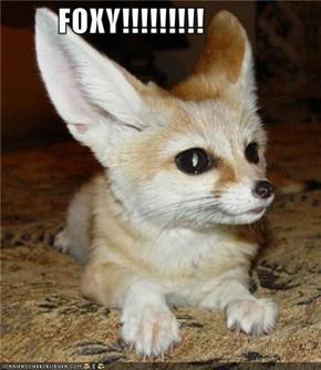 FOXY!!!!!!!!!