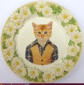 Plate of my Best Friend
