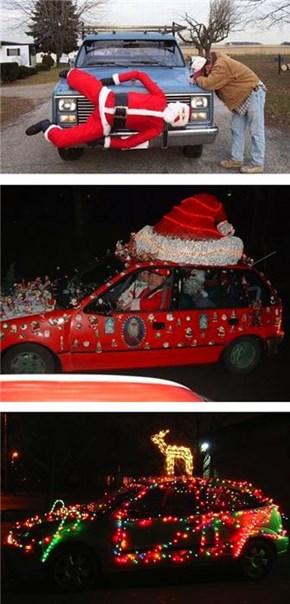 Bad Santa Rides