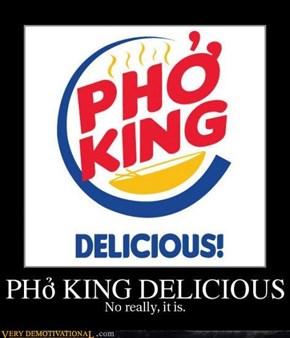 PHô KING DELICIOUS