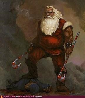 Santa Dual Wields