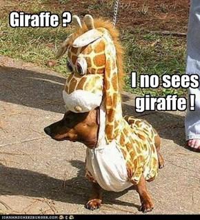 Giraffe ?