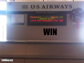 US Airways WIN