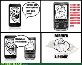 Forever Alone: Telephone