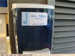 Antibacterial troll