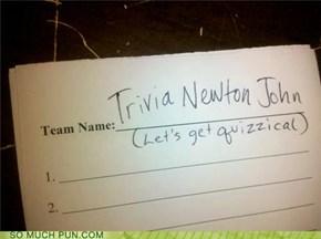 Bar Trivia Time!