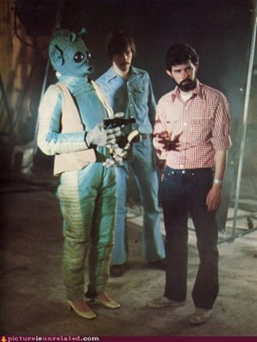 Greedo Shopped First