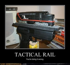 TACTICAL RAIL