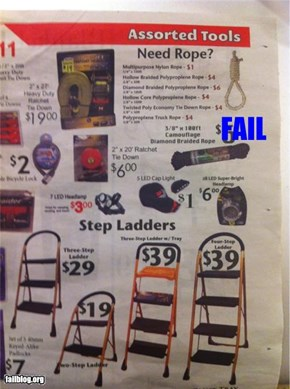 Rope Fail