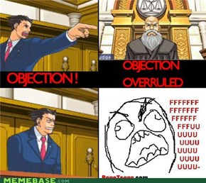 Objection Rage