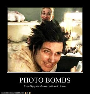 PHOTO BOMBS