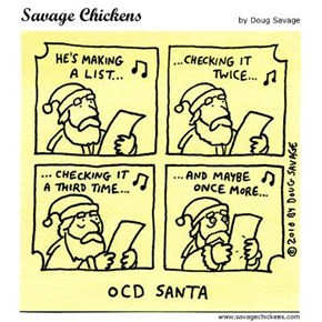 OCD Santa