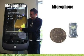 Microphone / Megaphone
