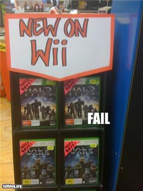 Game Store FAIL