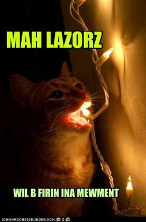 Mah Lazorz
