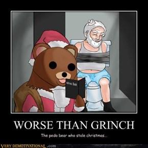 WORSE THAN GRINCH