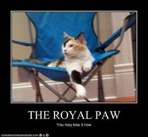 THE ROYAL PAW