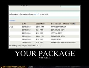 YOUR PACKAGE