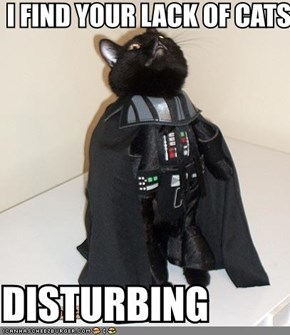 Kom 2 teh Dark Side; We has Nomz
