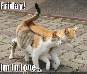 Friday!  im in love..