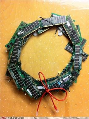 RAM Wreath