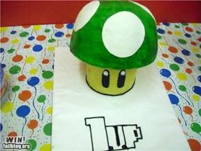 1up Cake