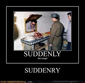 SUDDENRY