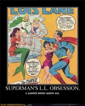 Superman's L Obsession