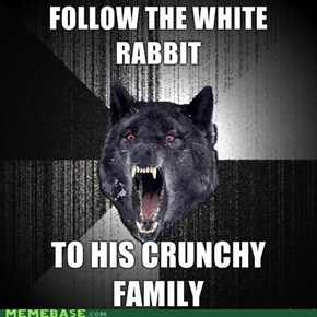 Insanity Wolf: Down The Rabbit Hole
