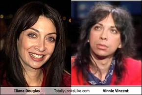 Iliana Douglas Totally Looks Like Vinnie Vincent