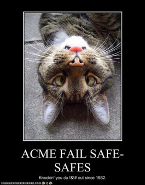 ACME FAIL SAFE- SAFES