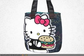 Hello Kitty I Can Has Cheezburger