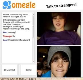 When a Bieber Meets a Bieber