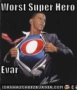 Worst Super Hero  Evar
