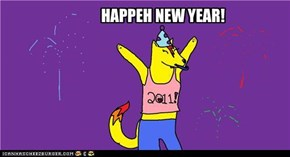 HAPPEH NEW YEAR!