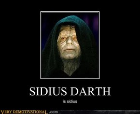 SIDIUS DARTH