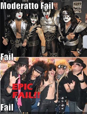Moderatto Fail Fail Fail
