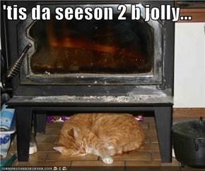 'tis da seeson 2 b jolly...