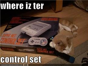 where iz ter  control set