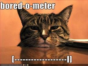 bored-o-meter  [-------------------I]