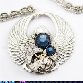 Steampunk Family Jewels