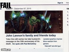 Yahoo! Image Fail