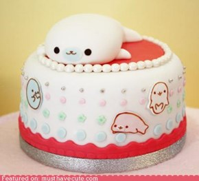 Epicute: Seal Cake