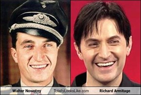 Walter Nowotny Totally Looks Like Richard Armitage